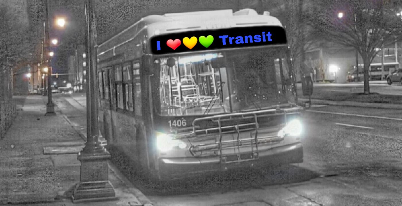 I ❤️ Transit